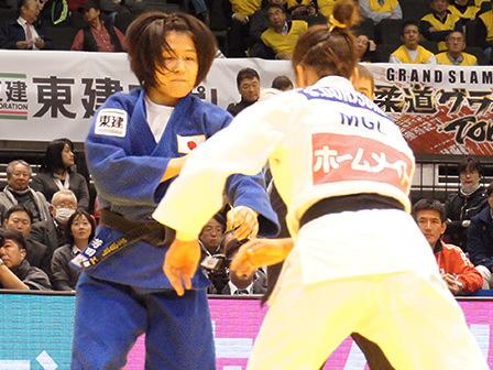 準決勝 芳田司 vs S.DORJSUREN�@