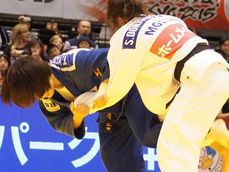 準決勝 芳田司 vs S.DORJSUREN�B