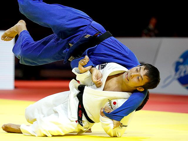 2017年ブダペスト世界選手権 準々決勝 高藤直寿 vs M.TILOVOV