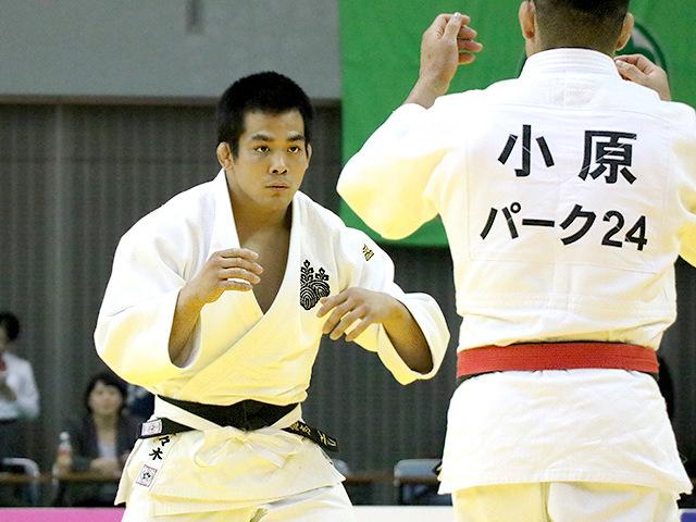 平成29年度講道館杯 決勝戦 佐々木健志 vs 小原拳哉
