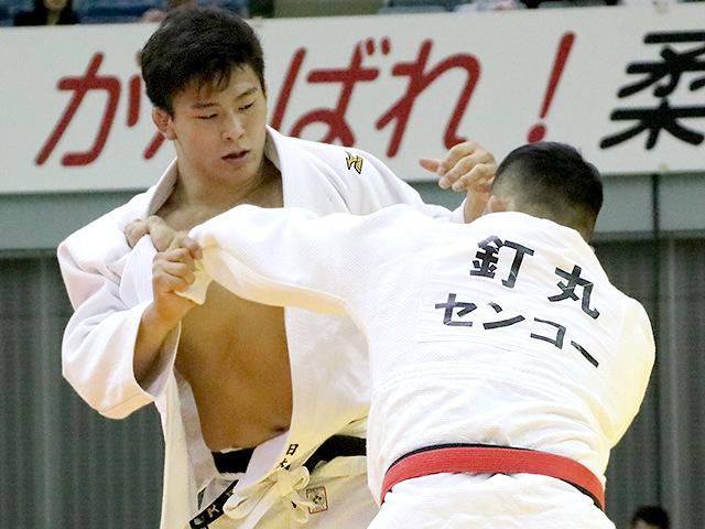 平成29年度講道館杯 決勝戦 向翔一郎 vs 釘丸太一