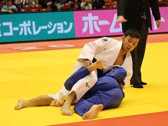 柔道グランドスラム東京2017 男子60kg級 2回戦 高藤直寿 vs D.STARKEL�A