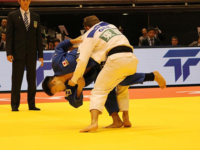 66kg級 丸山城志郎 vs S.SEIDL