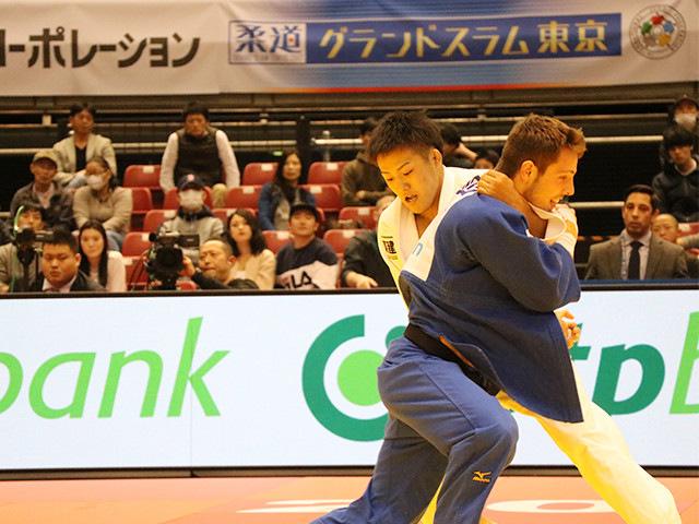 73kg級 立川新 vs A.MARGELIDON