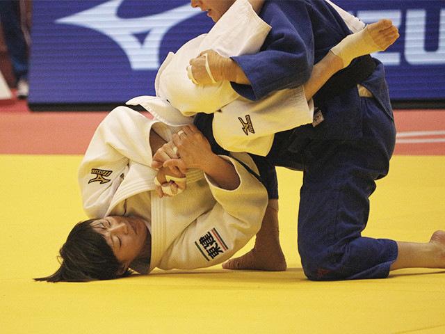 52kg級 角田夏実 vs K.EDWARDS
