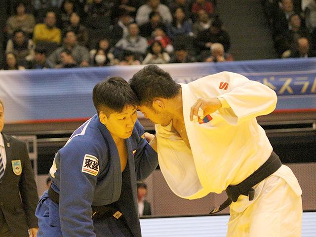81kg級 D.NYAMSUREN vs 小原拳哉