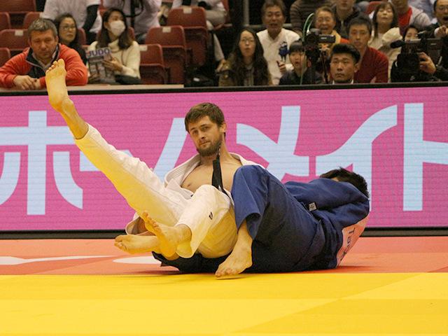 90kg級 向翔一郎 vs A.KUKOLJ