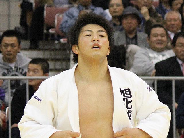 男子90kg級優勝