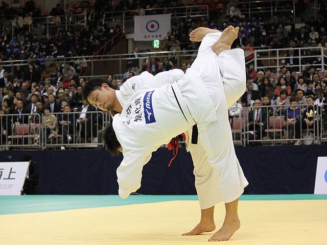90kg級 吉田優也 vs 菅原健志
