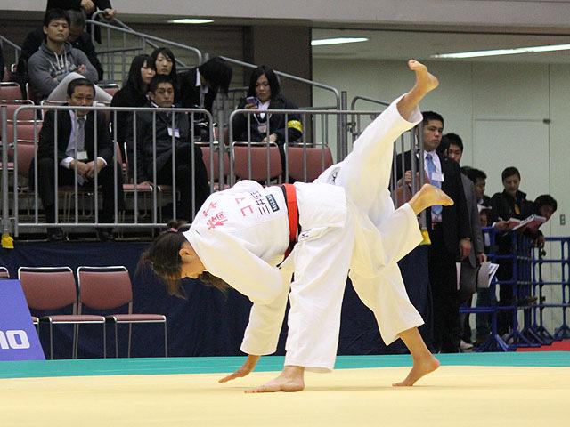 準決勝 西田優香 vs 橋本優貴