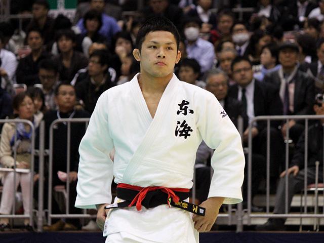男子66kg級優勝
