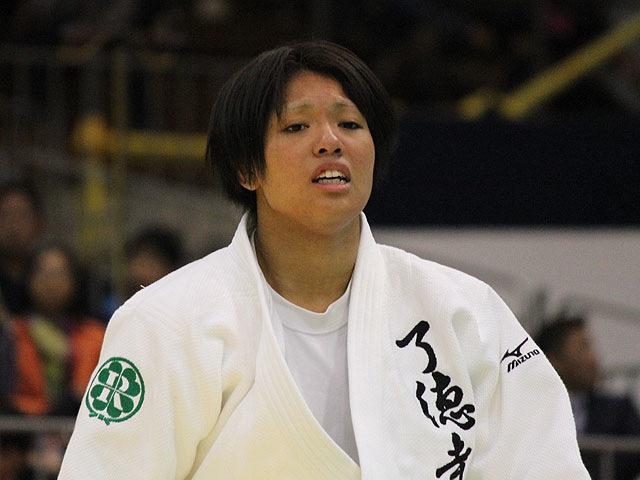 女子70kg級優勝