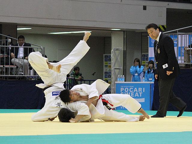 1回戦 川端龍 vs 山本浩史�A