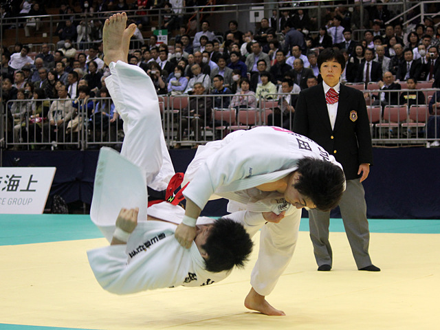 90kg級 吉田優也 vs 西山大希