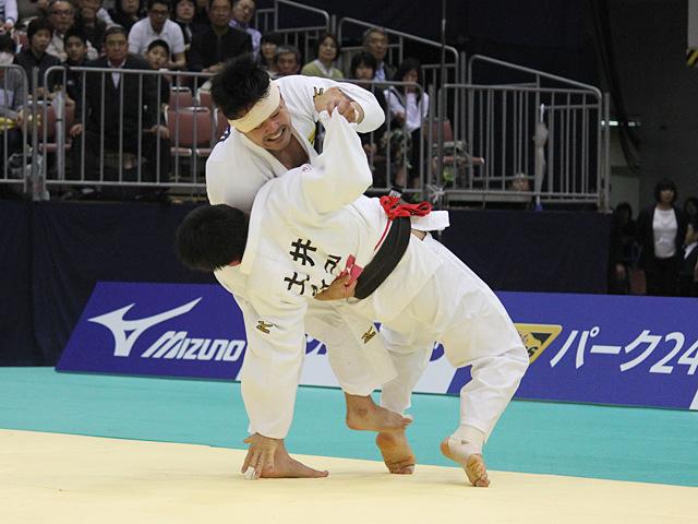 73kg級 橋本壮市 vs 土井健二