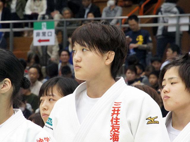 新井 千鶴選手
