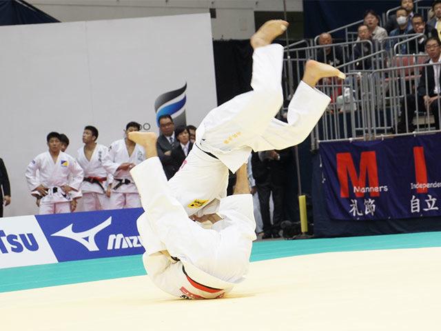 73kg級 大野将平 vs 橋本壮市