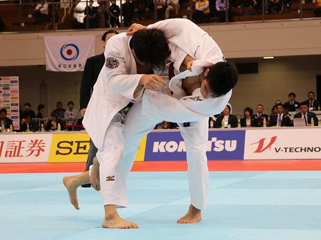 男子81kg級決勝戦 永瀬貴規vs佐藤正大�A