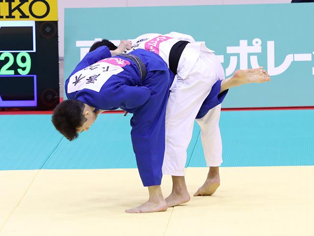 男子60kg級 山本達彦 vs 青木大