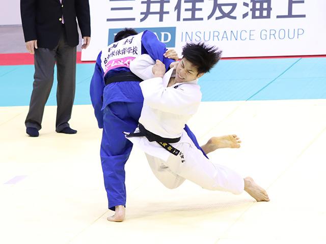 男子66kg級 武岡毅 vs 内村光暉