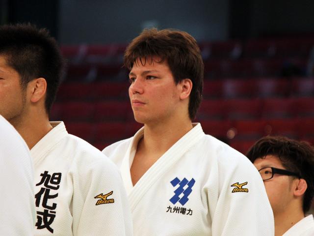 七戸龍選手