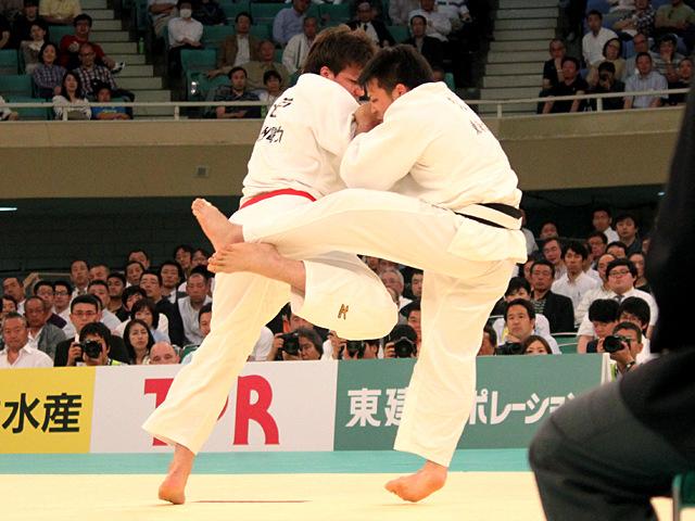 3回戦_七戸龍vs穴井亮平
