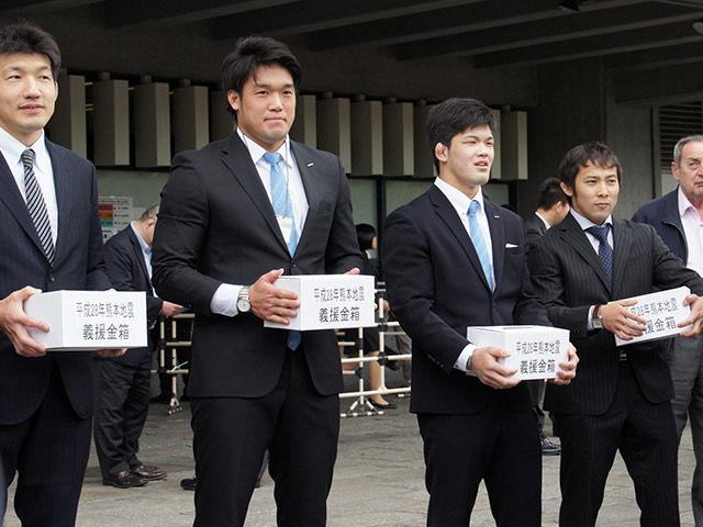 平成28年 熊本地震 義援活動�A