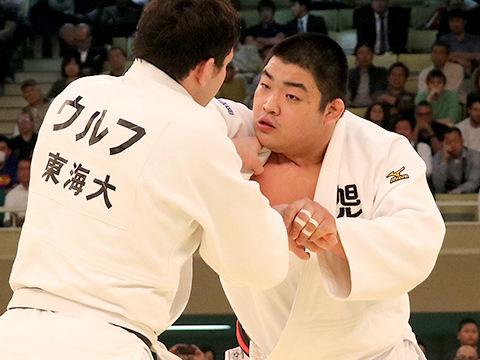 2017年全日本選手権 決勝 王子谷剛志 vs ウルフアロン