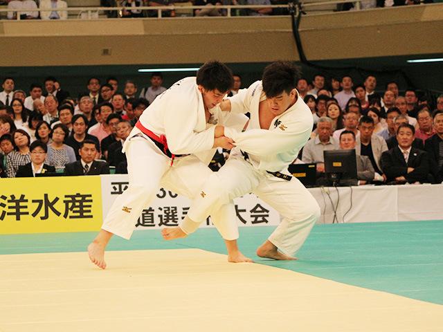 1回戦 石川竜多vs郡司拳佑