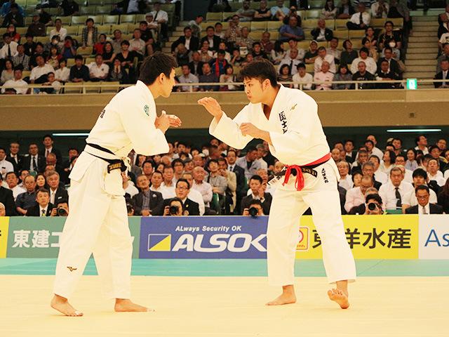 2回戦 飯田健太郎vs渡邉勇人