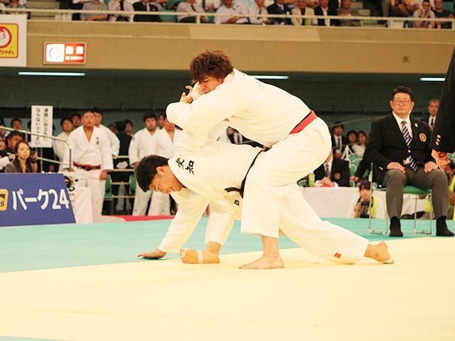 2回戦 七戸龍vs佐藤和幸