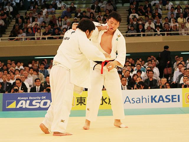 平成30年全日本柔道選手権大会 2回戦 原沢久喜 vs 田中大貴