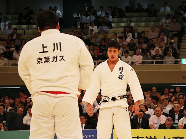3回戦 上川大樹vs飯田健太郎�A