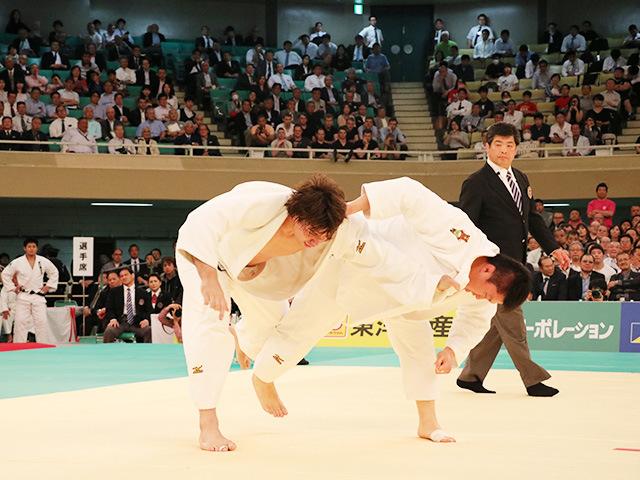 平成30年全日本柔道選手権大会 4回戦 七戸龍 vs 原沢久喜�A