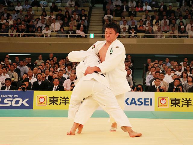 平成30年全日本柔道選手権大会 準決勝戦 原沢久喜 vs 加藤博剛�B