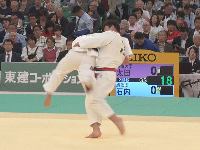 東海大学・太田�A