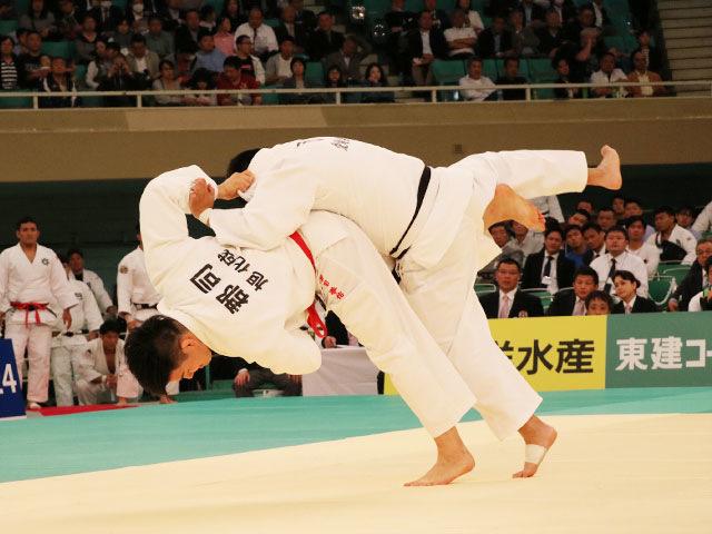 1回戦 郡司拳佑vs河坂有希