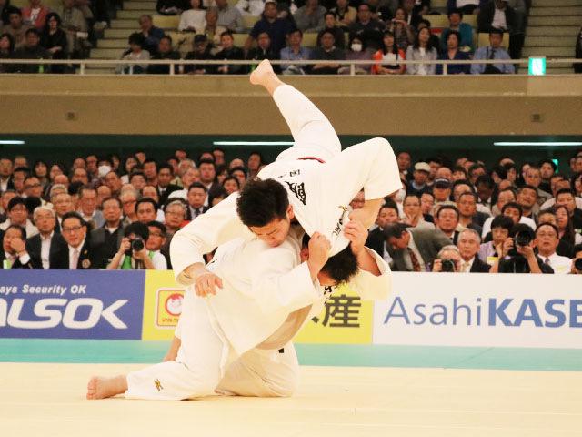 3回戦 飯田健太郎vs太田彪雅