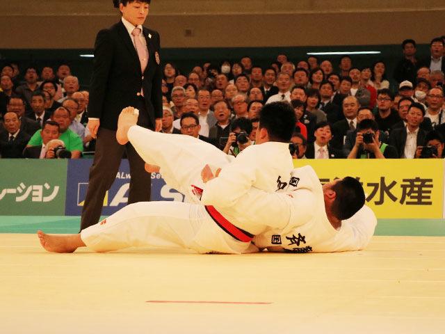 3回戦 加藤博剛vs斉藤立