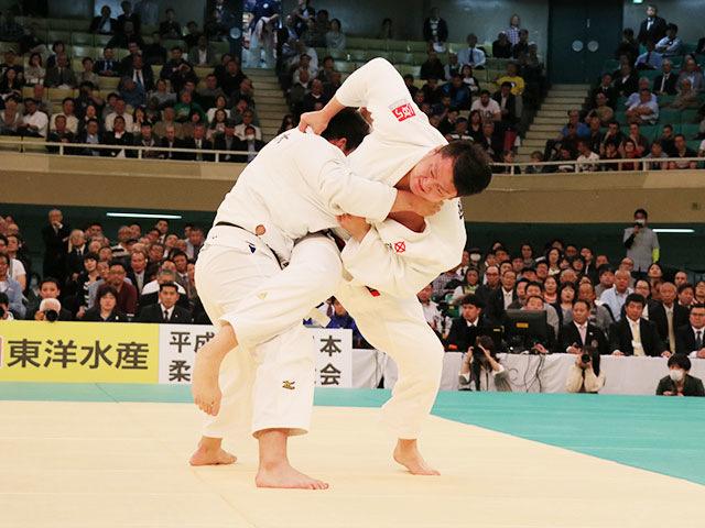 平成31年全日本柔道選手権大会 4回戦 原沢久喜 vs 太田彪雅�@