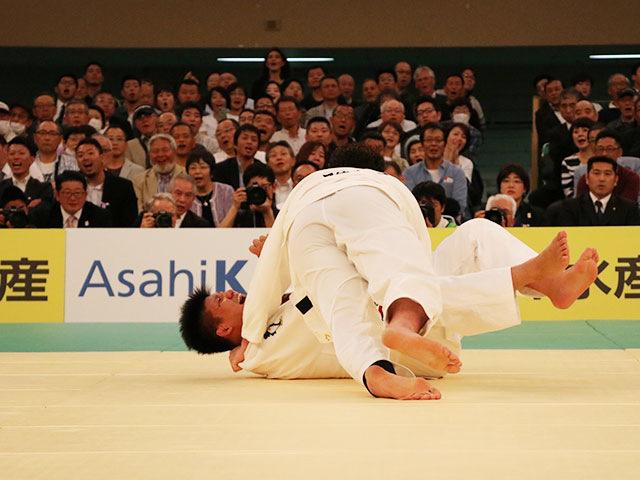 決勝戦 加藤博剛vsウルフアロン�E