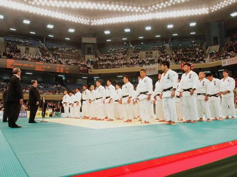全日本柔道選手権大会ブログ開設!