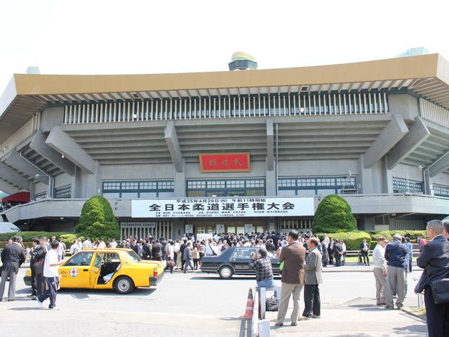 全日本柔道選手権大会がまもなく開幕!