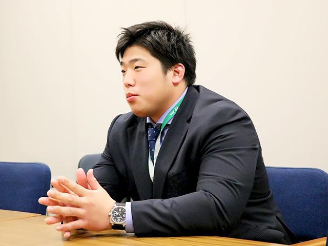 柔道に本気で取り組みたいと思った県大会
