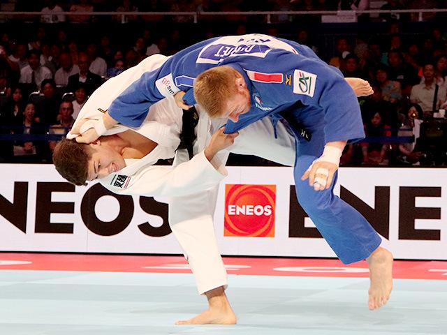 世界柔道選手権2019東京大会での経験