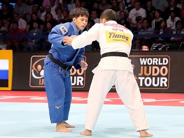 「世界柔道2019東京大会」での戦い