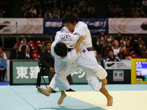 鈴木雅典(60kg級)①