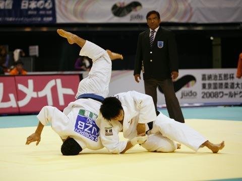 矢野大地(60kg級)