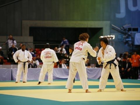 堀江久美子(78kg級)①